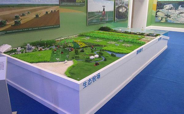 北京众艺达模型--新能源再生模型